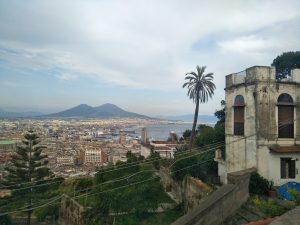Blick vom Castel Sant Elmo