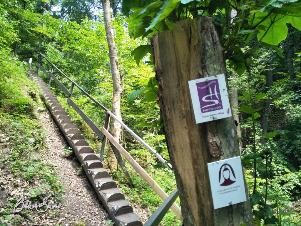 Hildegardweg 1. Etappe: Hiker's High im Hunsrück (Teil 1/9)
