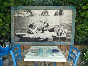 Capri in den alten Zeiten.