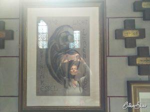 Madonna von Stalingrad in Schöneberg.