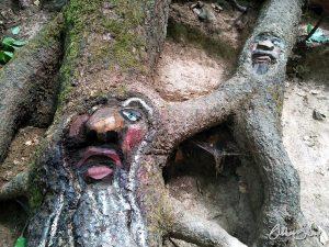 Waldgeister in der Steckeschlääferklamm