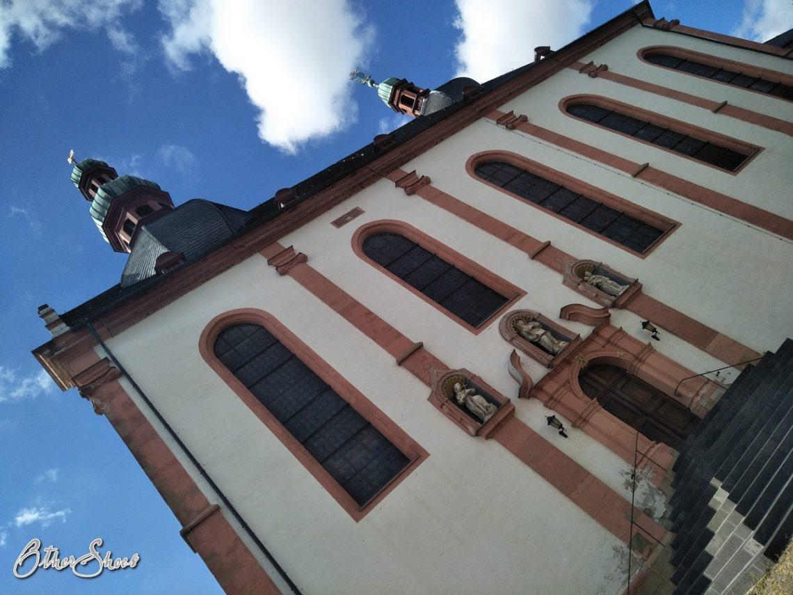 Wallfahrtskirche Maria Himmelfahrt in Spabrücken.