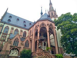 Rochuskapelle auf dem Rochusberg.