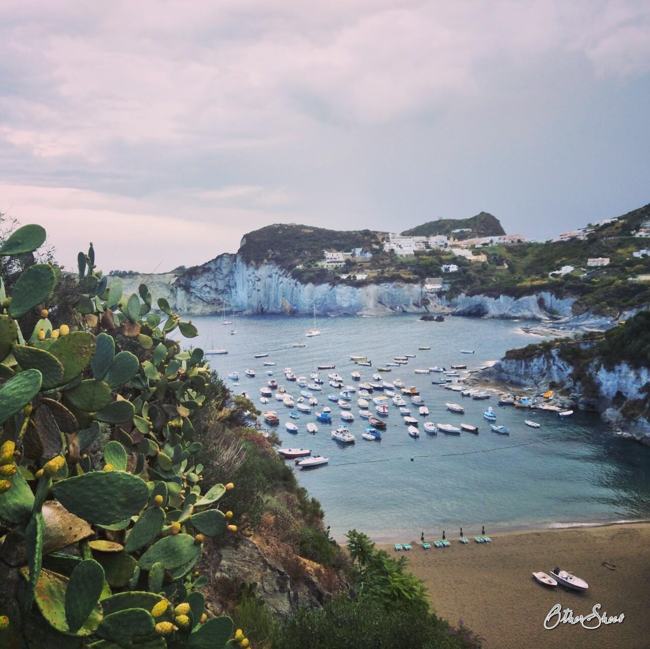 Bilderbuch: La Dolce Vita auf Ponza