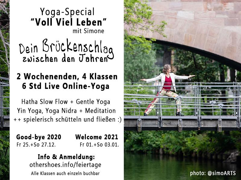 "Yoga-Special ""Voll Viel Leben"""