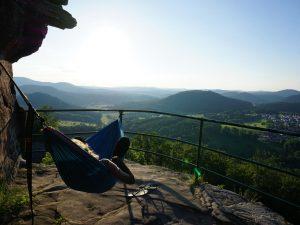 Aktiv Entspannen im Pfälzerwald