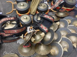 Gamelan Percussion