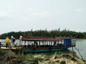 Landpartie mit Rad und Boot rund um Hoi An.