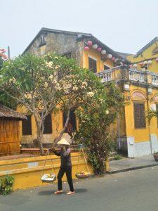 Malerische Altstadt ganz nach europäischem Geschmack.