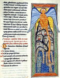 Tafel 3 auf dem Hildegardweg: Der Leuchtende.