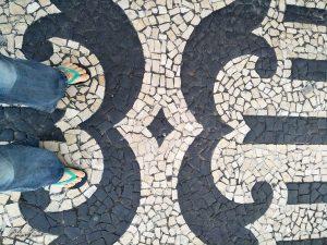 São Miguel - Willkommen auf dem großen Largo.